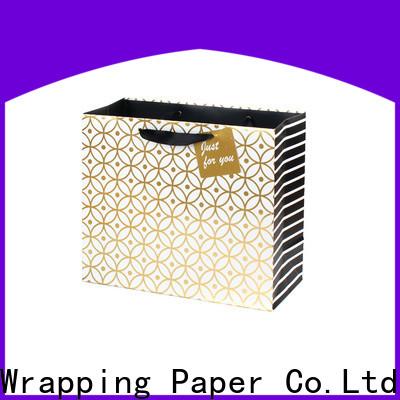 custom christmas gift bags factory price for wedding