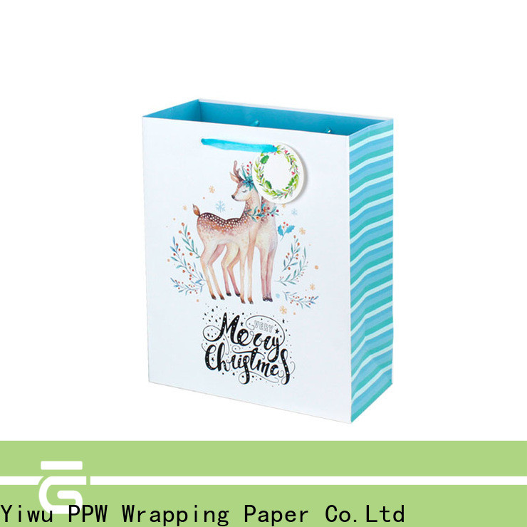 PPW large gift bags supplier